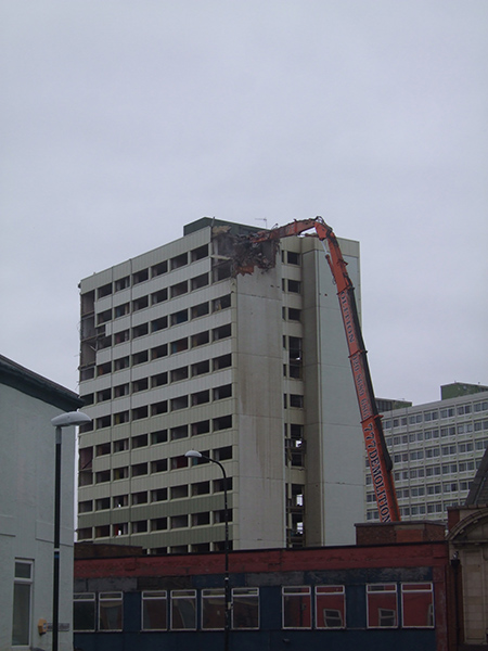 gateshead demolition